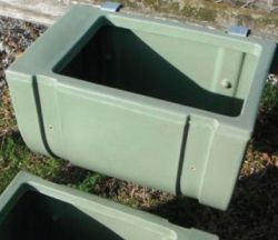 SY60F - 60LT Stockyard Feed Trough